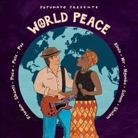 Cover image for Putumayo presents world peace.