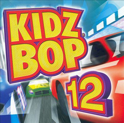 Cover image for Kidz Bop. 12