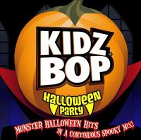 Cover image for Kidz Bop Halloween party