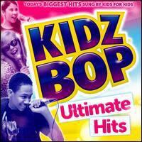 Cover image for Kidz Bop ultimate hits