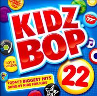 Cover image for Kidz Bop. 22