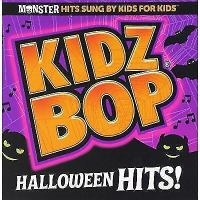 Cover image for Kidz Bop. Halloween hits!
