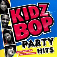 Cover image for Kidz Bop party hits