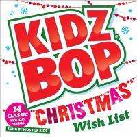 Cover image for Kidz Bop Christmas wish list