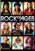 Cover image for Rock of ages