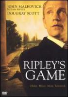 Cover image for Ripley's game