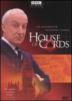 Cover image for House of cards