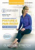 Cover image for Classical stretch. Posture & pain-relief