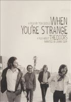 Cover image for When you're strange
