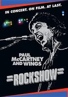 Cover image for Rockshow