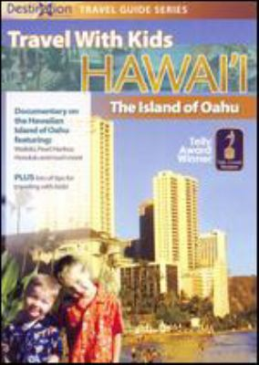 Cover image for Travel with kids. Hawaii. Oahu