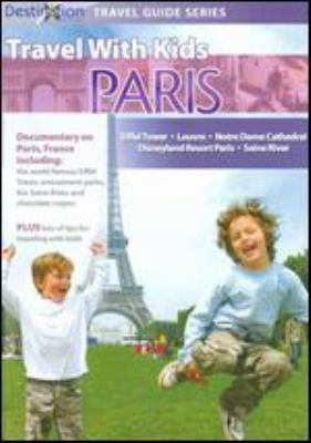 Cover image for Travel with kids. Paris