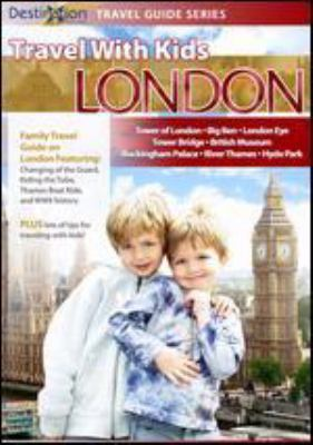 Cover image for Travel with kids. London