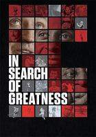 Cover image for In search of greatness