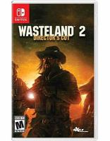 Cover image for Wasteland 2 : director's cut.