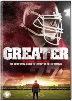 Cover image for Greater