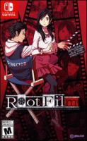 Cover image for Root film.