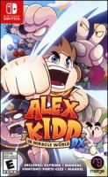 Cover image for Alex Kidd in miracle world.