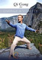 Cover image for Qi gong for energy & vitality