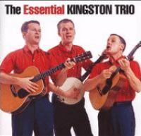 Cover image for The essential Kingston Trio.