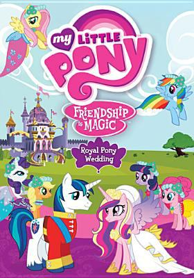 Cover image for Royal pony wedding