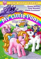 Cover image for My little pony : the movie.