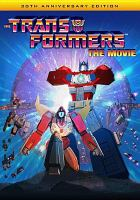 Cover image for Transformers : the movie