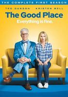Cover image for The Good Place. Season one