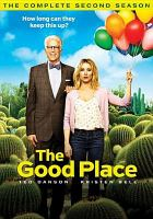 Cover image for The Good Place. Season two