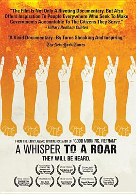Cover image for A whisper to a roar