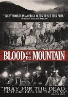 Cover image for Blood on the mountain