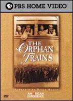 Cover image for The orphan trains