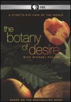 Cover image for The botany of desire