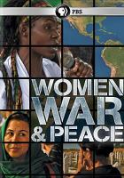 Cover image for Women, war & peace