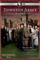 Cover image for Downton Abbey. Season 2