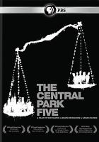 Cover image for The Central Park five