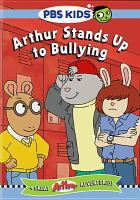 Cover image for Arthur. Arthur stands up to bullying