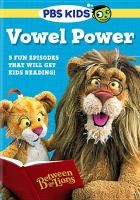 Cover image for Between the lions. Vowel power