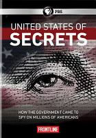 Cover image for United States of secrets