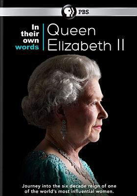 Cover image for In their own words. Queen Elizabeth II