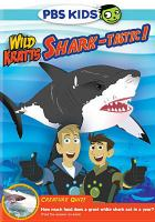 Cover image for Wild Kratts. Shark-tastic!