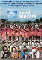 Cover image for A path appears