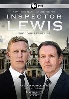 Cover image for Inspector Lewis. The complete series