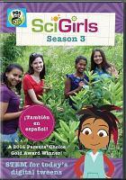 Cover image for SciGirls. Season 3