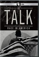 Cover image for The talk : race in America
