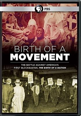 Cover image for Birth of a movement : the battle against America's first blockbuster