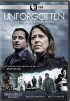 Cover image for Unforgotten. The complete second season