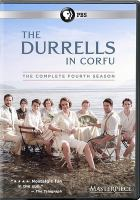 Cover image for The Durrells in Corfu. The complete fourth season