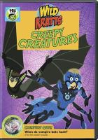 Cover image for Wild kratts. Creepy creatures!