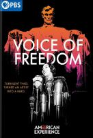Cover image for Voice of freedom